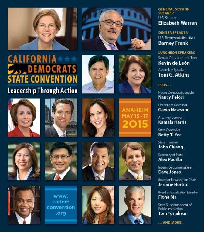 California Democratic Convention